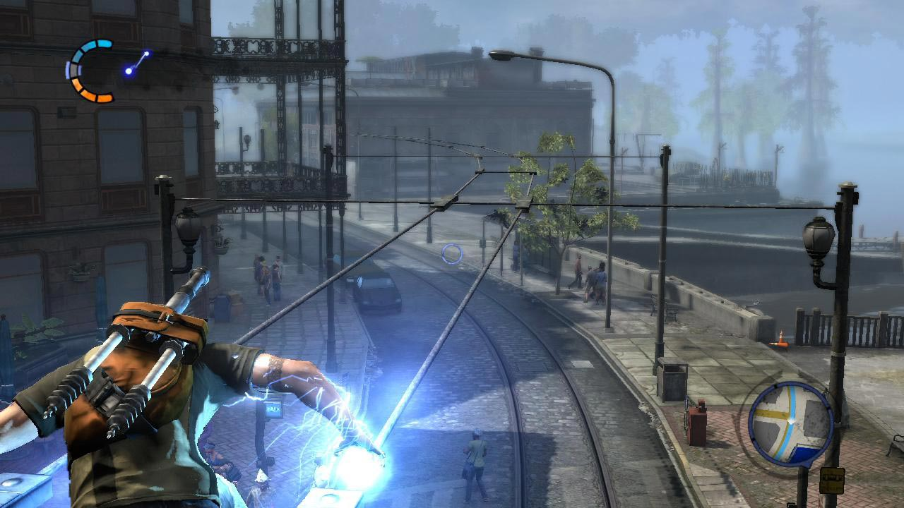 inFamous 2 Review Screen 7