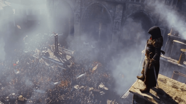 Assassins Creed Unity Revealed, Set During French Revolution Pic 2