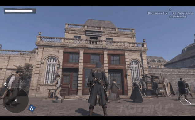 Assassins Creed Unity Revealed, Set During French Revolution Pic 3