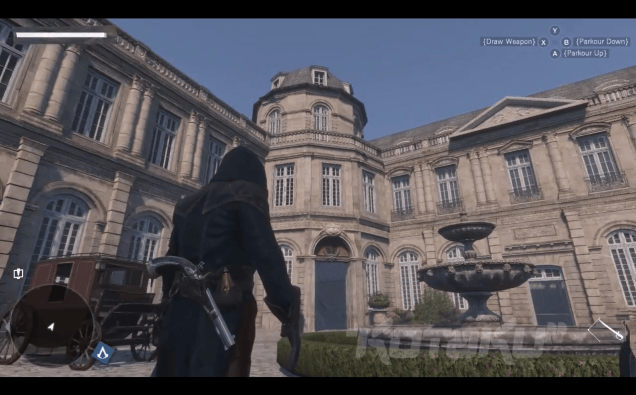Assassins Creed Unity Revealed, Set During French Revolution Pic 4