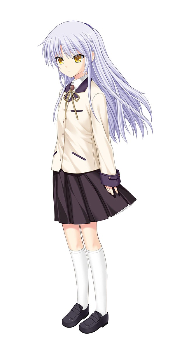 New Angel Beats! Visual Novel Images 14