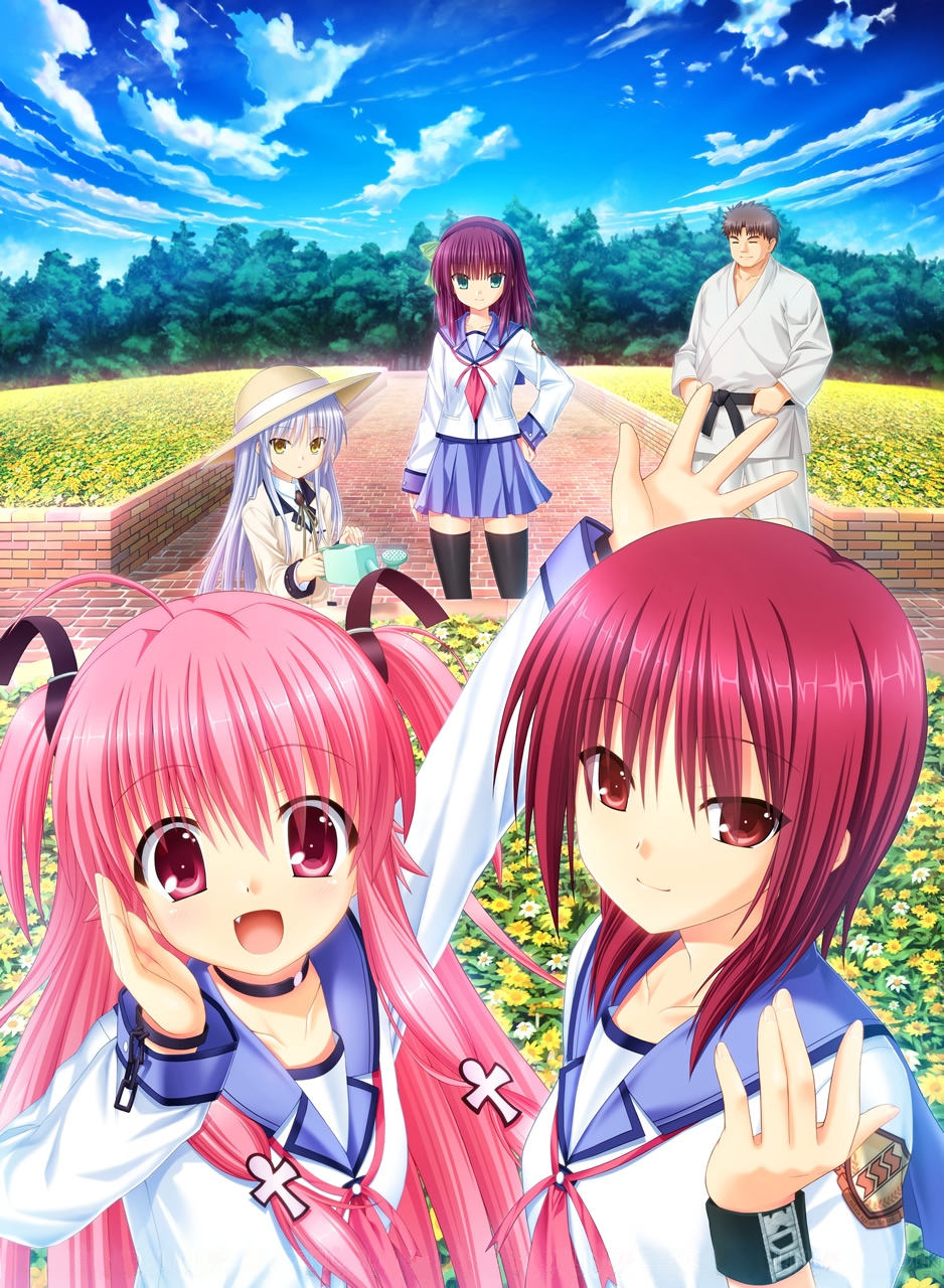 New Angel Beats! Visual Novel Images 26