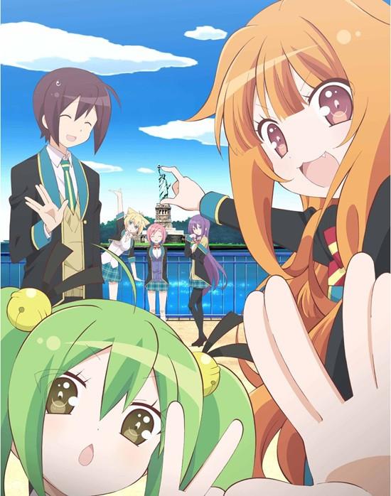 New Spring & Summer 2014 Anime Visuals GJ Club