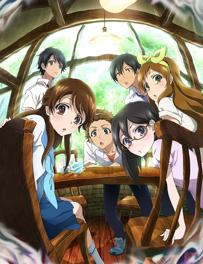 New Spring & Summer 2014 Anime Visuals Glasslip