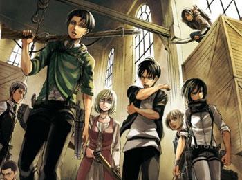 Attack-on-Titan-Volume-13-First-Run-of-2.75-Million---Record-for-Publisher-Kodansha
