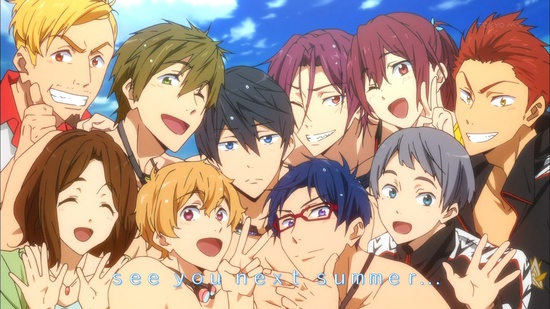 Free! Season 2 Announced + Exclusive Pendant Image 13