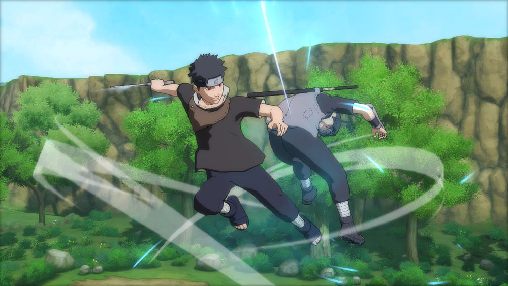 Naruto Shippuden Ultimate Ninja Storm Revolution April 2014 Screen 2