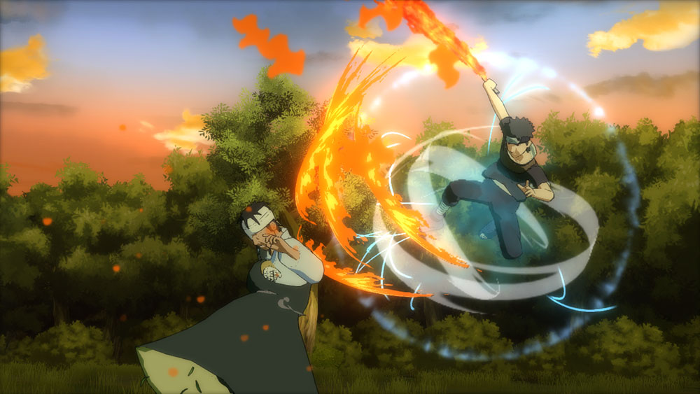 Naruto Shippuden Ultimate Ninja Storm Revolution April 2014 Screen 5