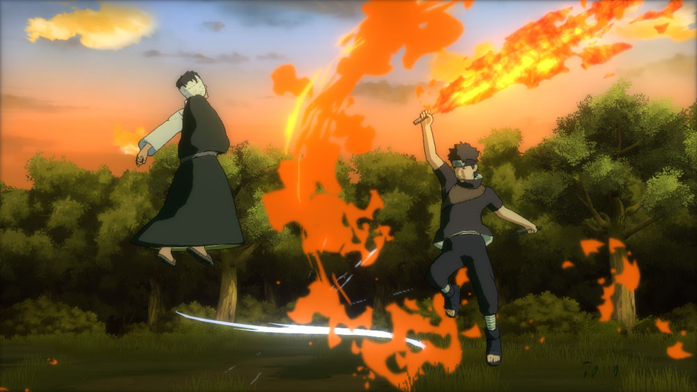 Naruto Shippuden Ultimate Ninja Storm Revolution April 2014 Screen 7