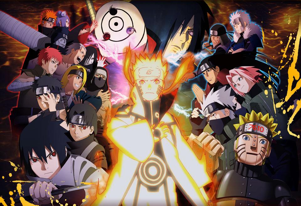Naruto Shippuden Ultimate Ninja Storm Revolution to Contain Truth of Akatsuki OVA Visual