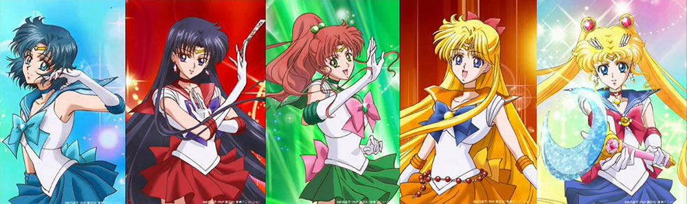 Sailor Moon Crystal Cast Announced + New Visuals image