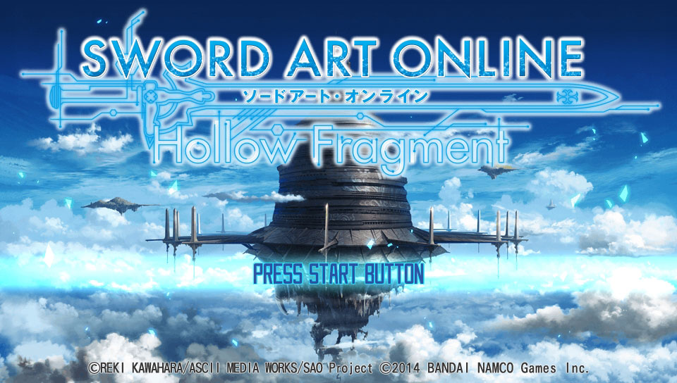 Sword Art Online Hollow Fragment NA screen 15