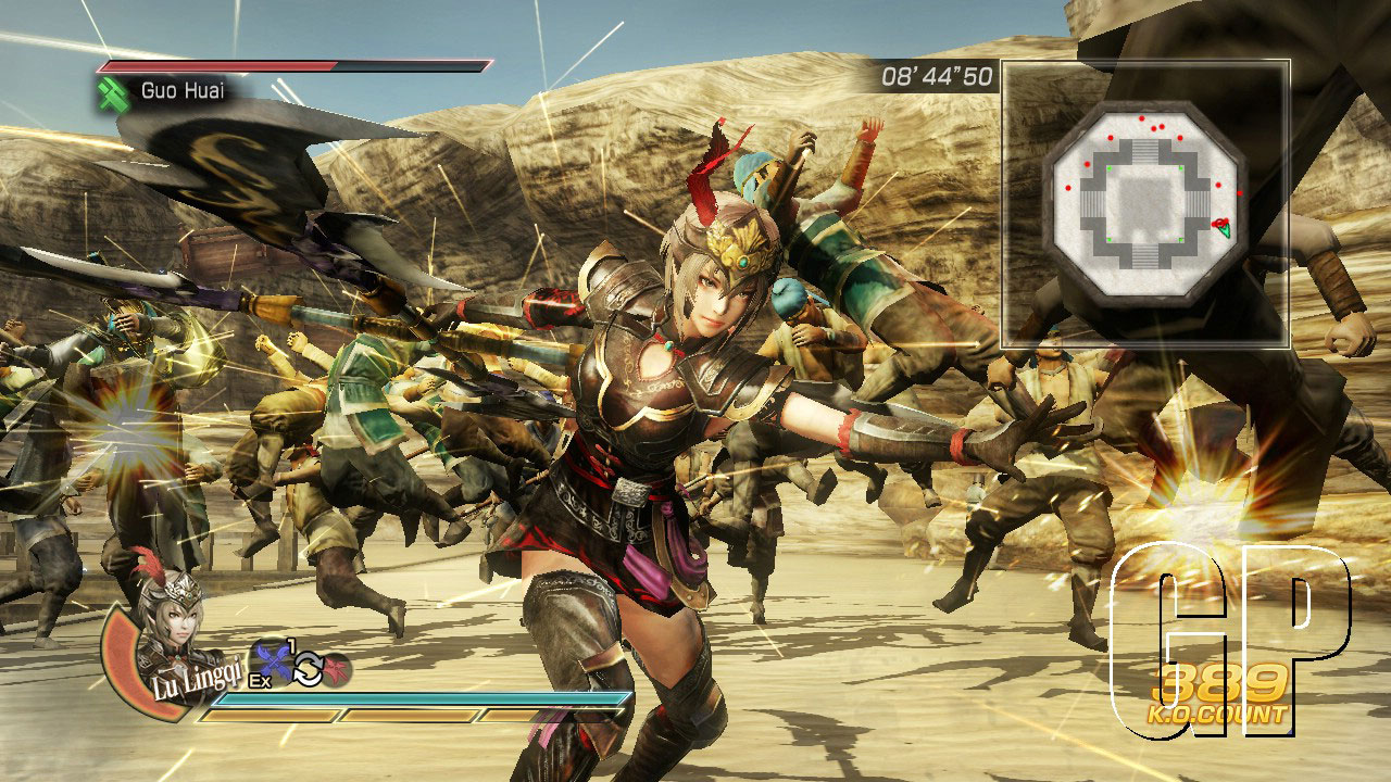 Dynasty Warriors 8 Xtreme Legends Complete Edition PC Screenshot 6