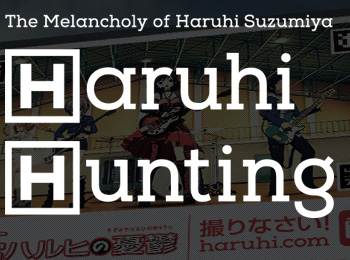Haruhi-Hunting-Website-Launched