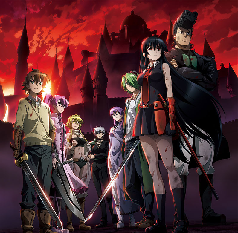 Akame ga Kill! Visual 4
