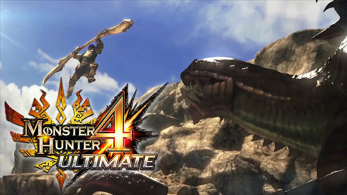 E3 2014 Monster Hunter 4 Ultimate - Trailer + Gameplay