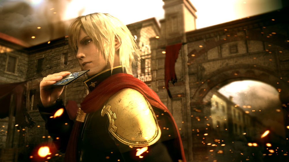 Final Fantasy Type-0 HD Screen 1