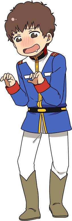Mobile-Suit-Gundam-san-Character-Amuro-san