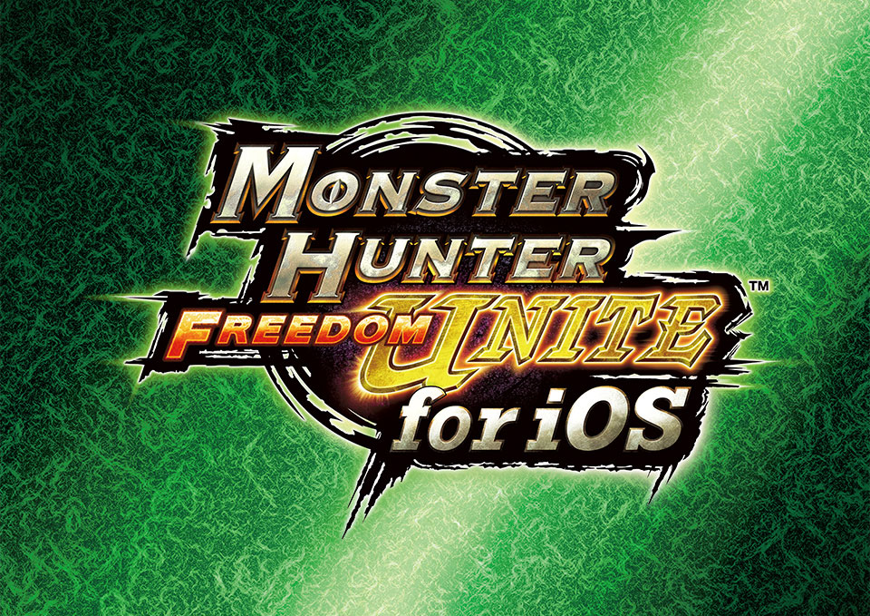Monster Hunter Freedom Unite IOS Logo