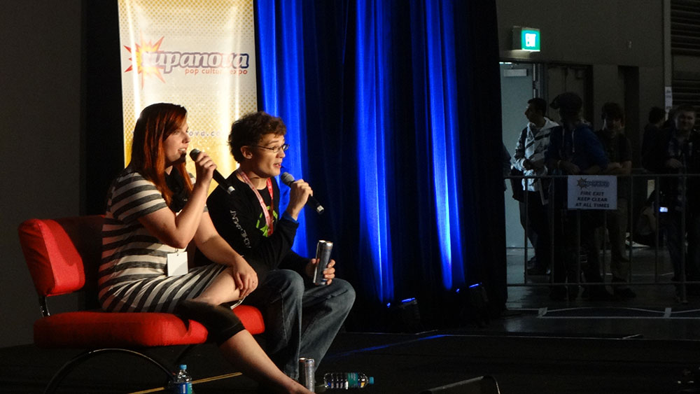Supanova Sydney 2014 Photo 23