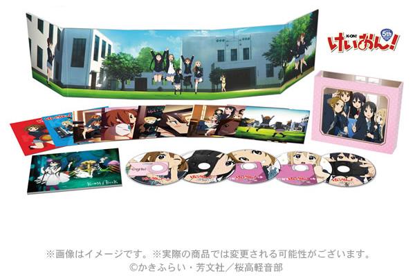 K-ON!-5th-Anniversary-Box-Set