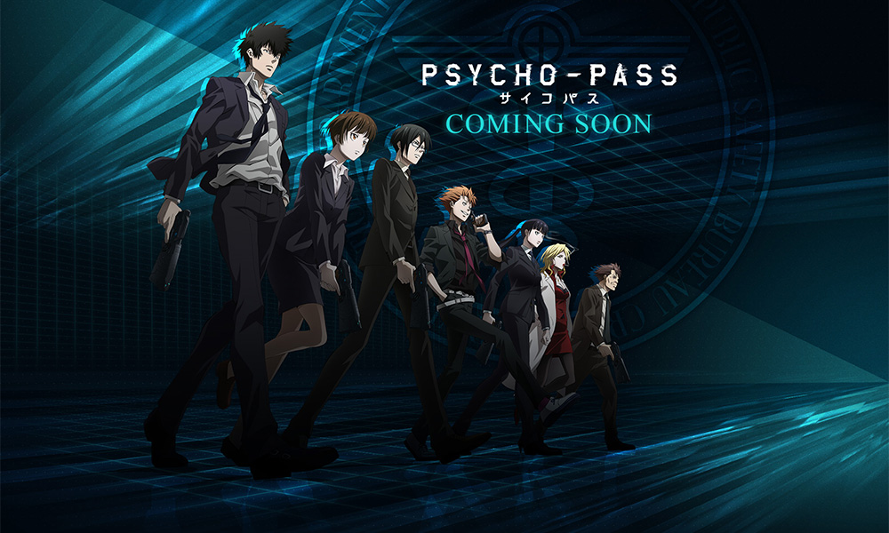 Psycho-Pass Psychopaths-Video-Game-Visual