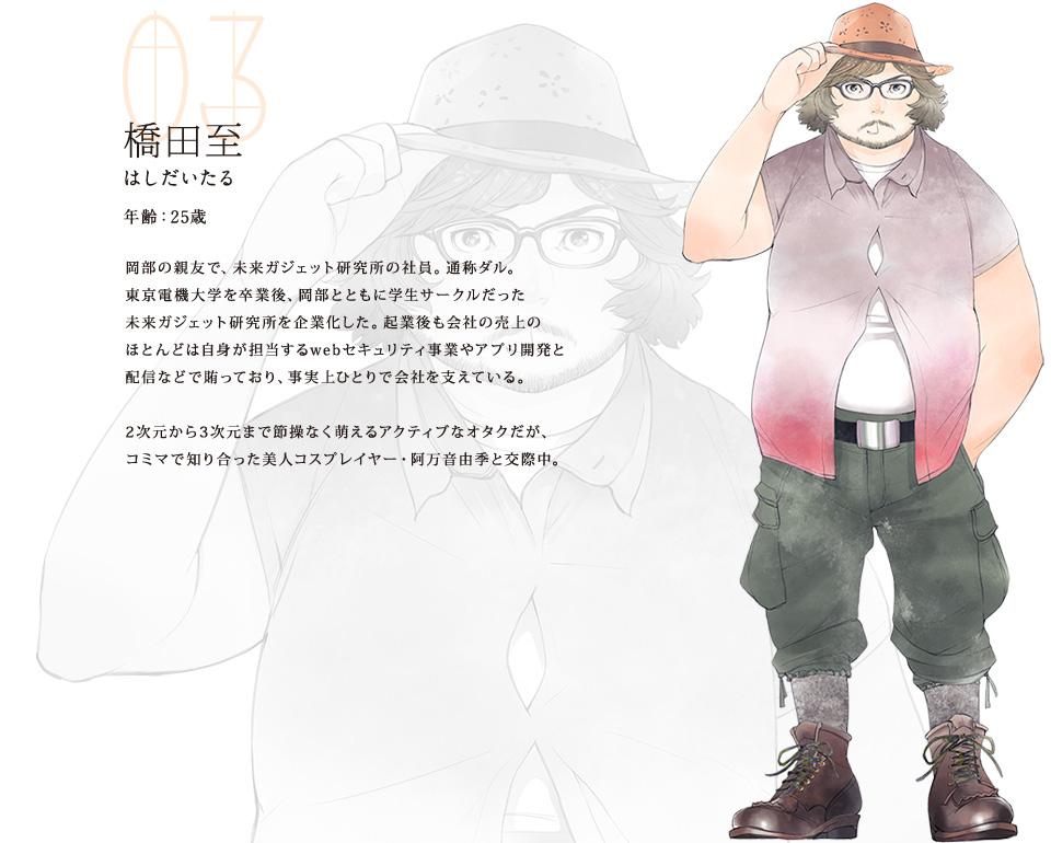Steins;Gate--the-Committee-of-Antimatter--Itaru-Hashida