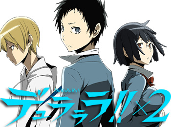 Durarara!!x2-Animes-First-Visual-&-Additional-Staff-Revealed