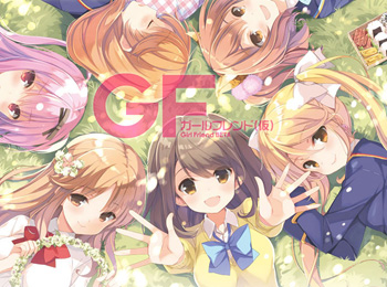 GirlFriend (Beta) Full Anime Cast & Promotional Video Revealed