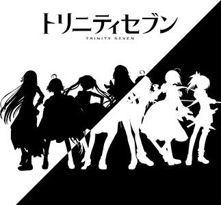 Trinity Seven-Logo