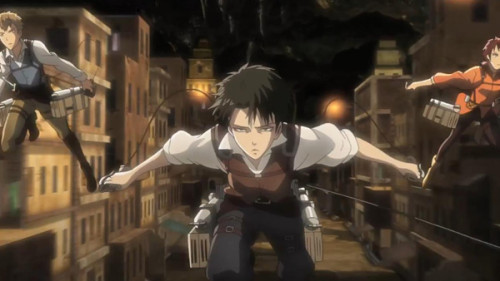 Attack-on-Titan-No-Regrets---Promotional-Video
