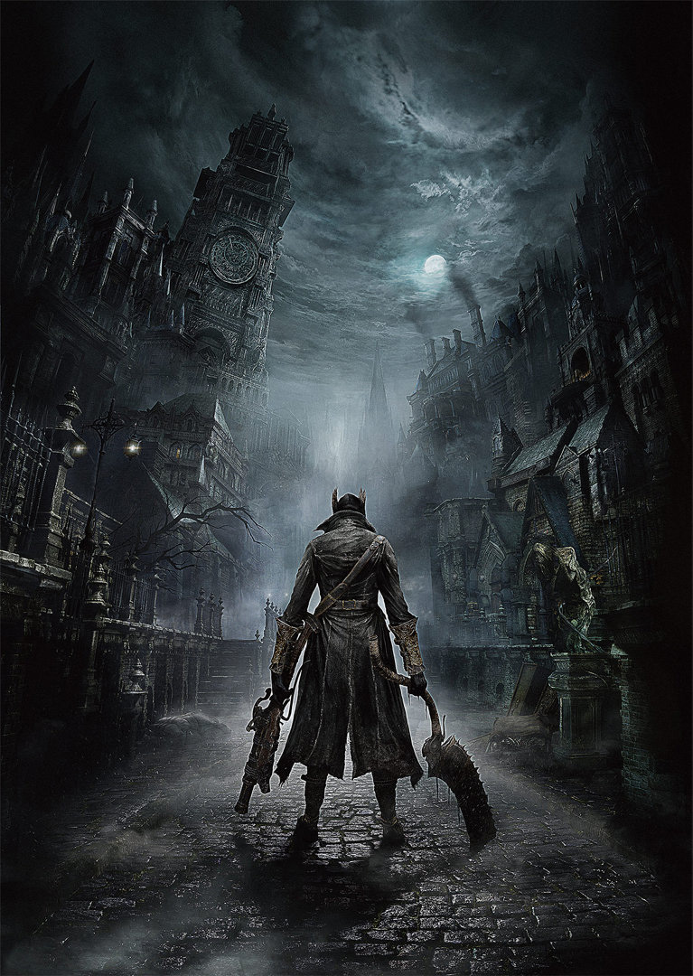 Bloodborne-Visual