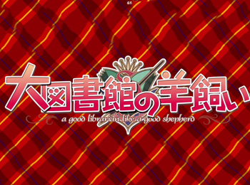Daitoshokan-No-Hitsujikai-Anime-Character-Designs,-Art-&-Promotional-Video-Released