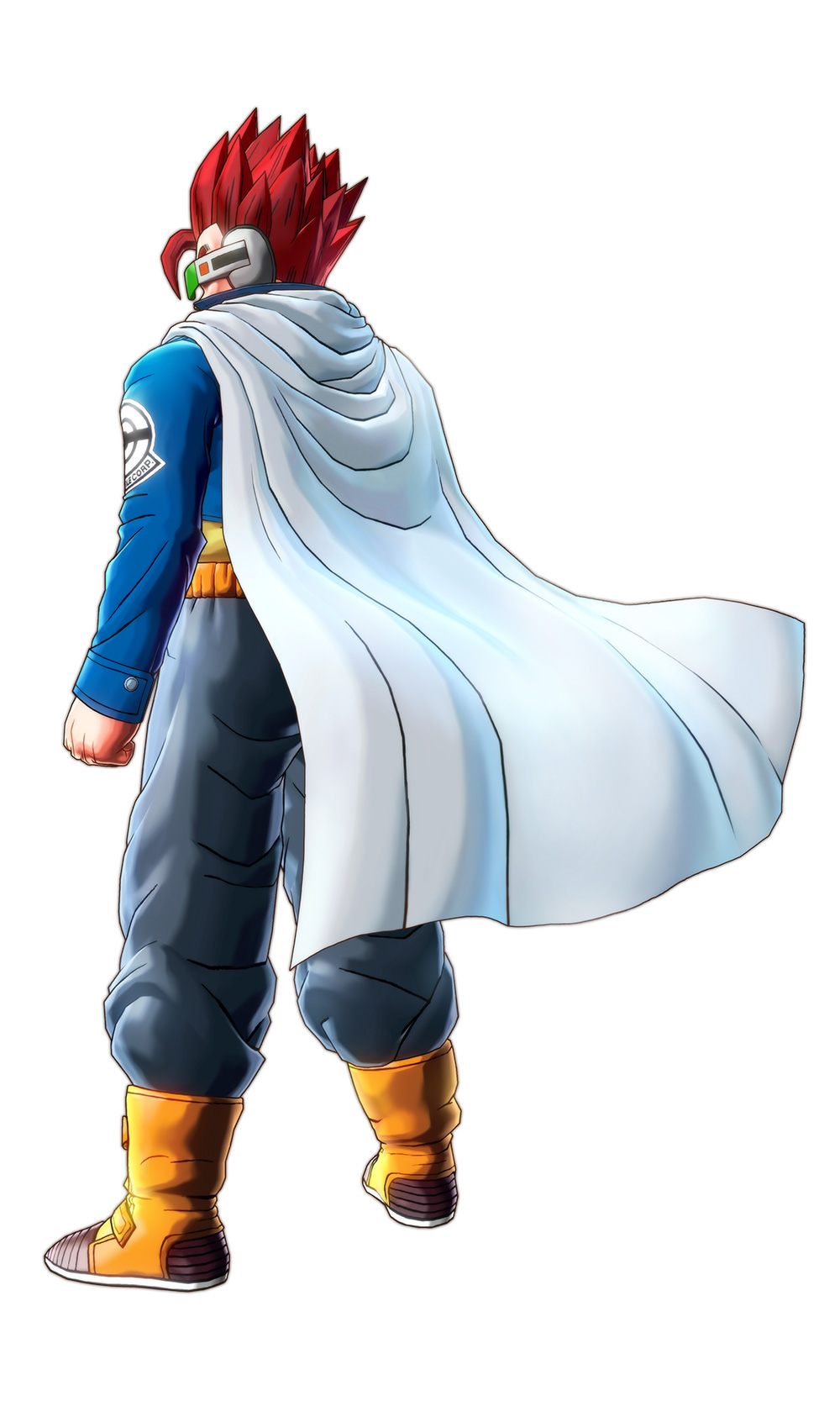 Dragon-Ball-Z-Xenoverse-Custom-Character-Default-1