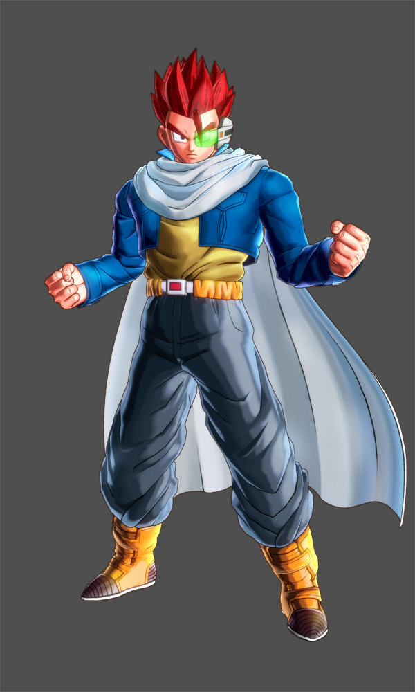 Dragon-Ball-Z-Xenoverse-Custom-Character-Default-2