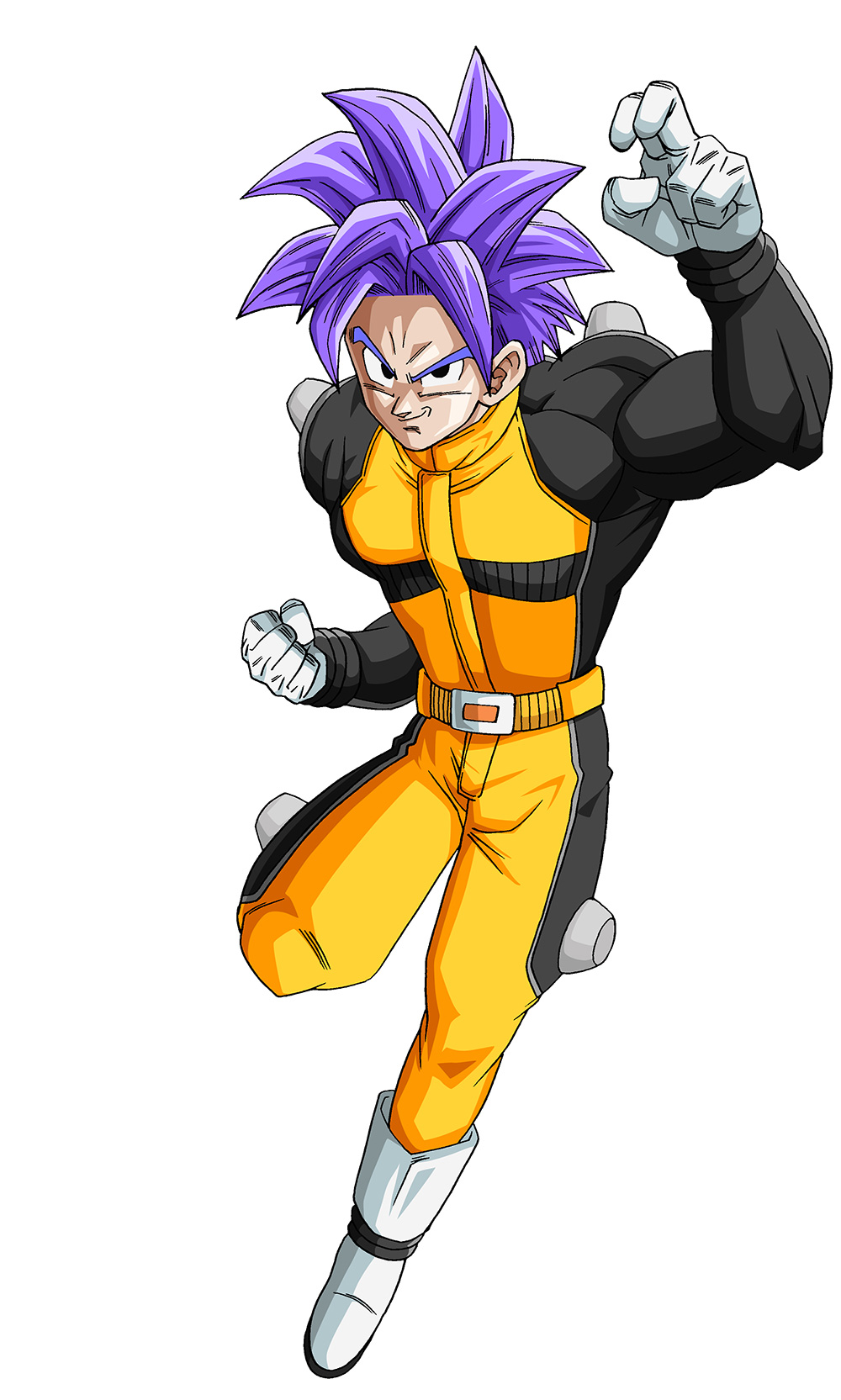 Dragon-Ball-Z-Xenoverse-Custom-Character-Male-Earthling
