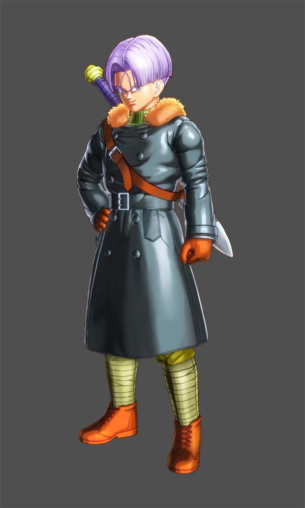 Dragon-Ball-Z-Xenoverse-Trunks