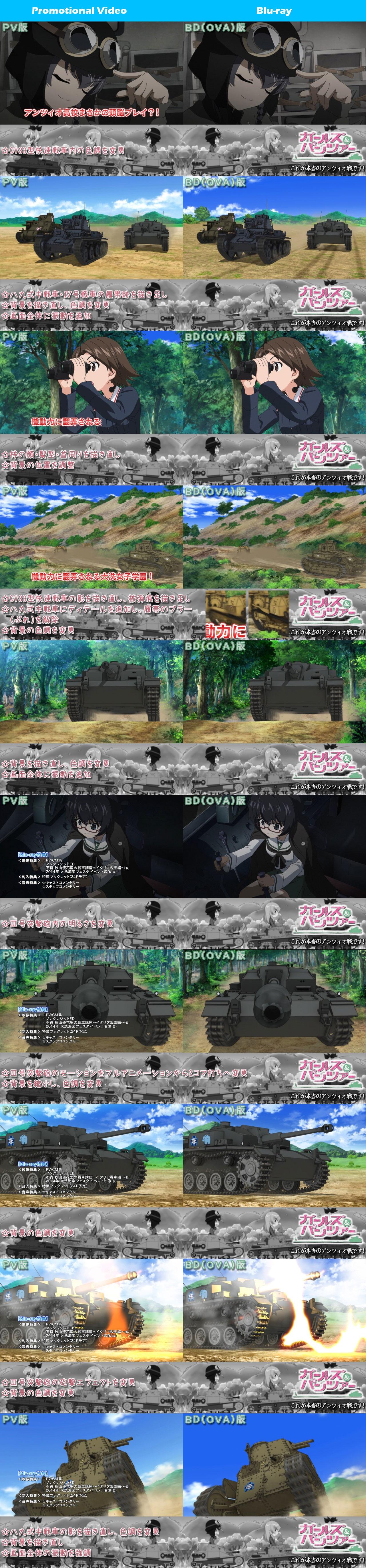 Girls-Und-Panzer-Kore-Ga-Hontou-No-Anzio-Sen-Desu-TV-and-Blu-ray-Comparison-4