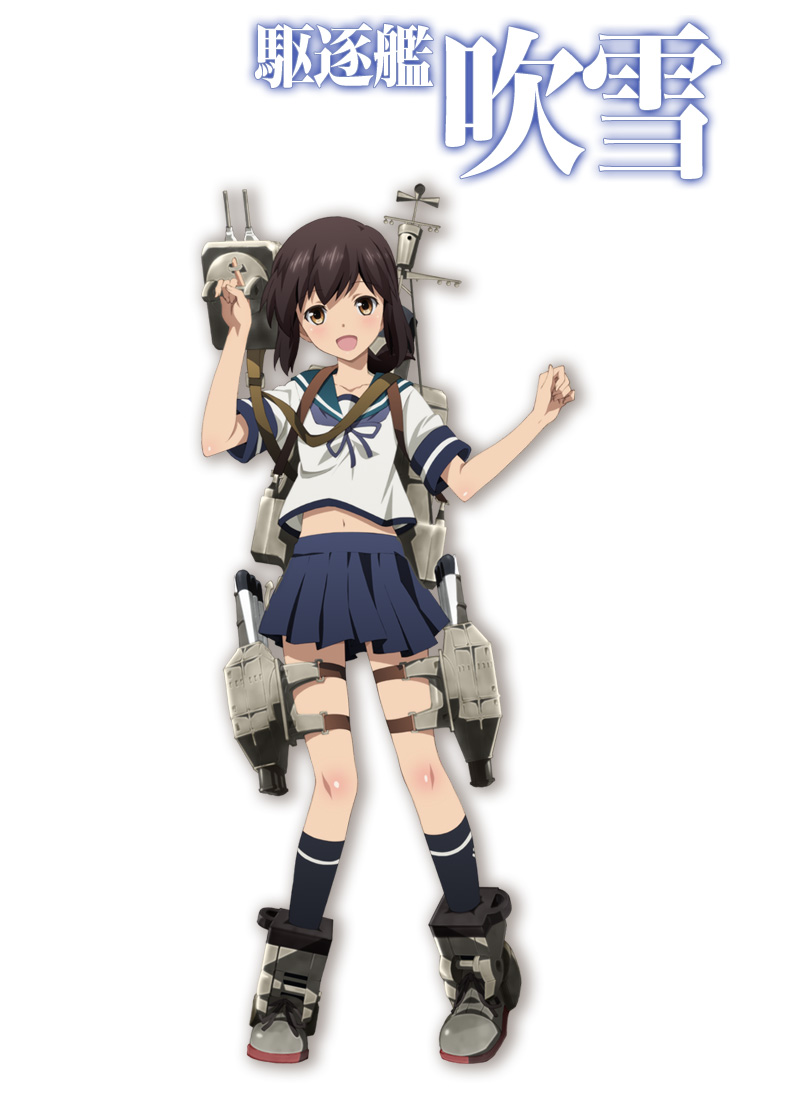 Kantai-Collection-Kan-Colle-Anime-Character-Design-Kuchikukan-Fubuki