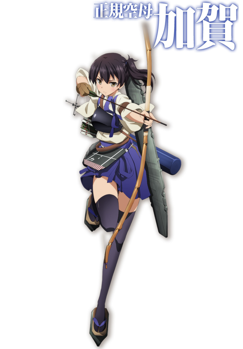 Kantai-Collection-Kan-Colle-Anime-Character-Design-Seiki-Kuubo-Kaga