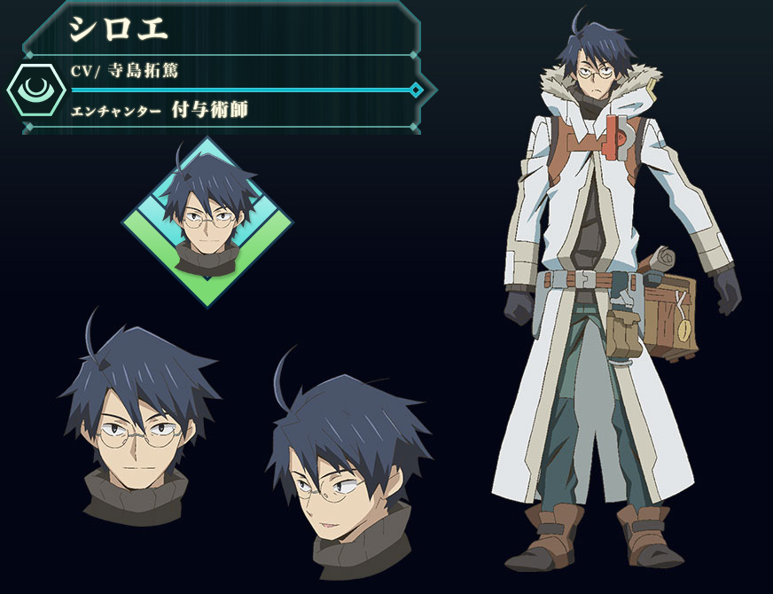 Log-Horizon-Season-2-Character-Design-Shiroe