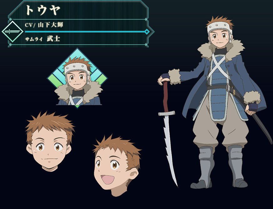 Log-Horizon-Season-2-Character-Design-Touya