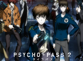Psycho-Pass Season 2 Air Date, Staff, Visual, Character Designs, Promotional Video, Opening & Ending Themes Revealed