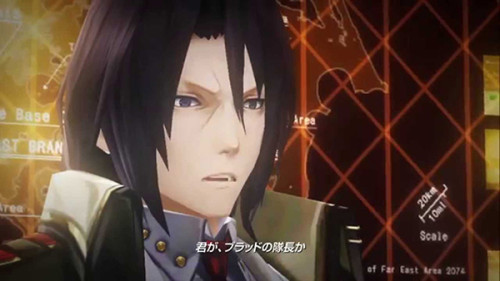 TGS-2014-God-Eater-2-Rage-Burst---Promotional-Video