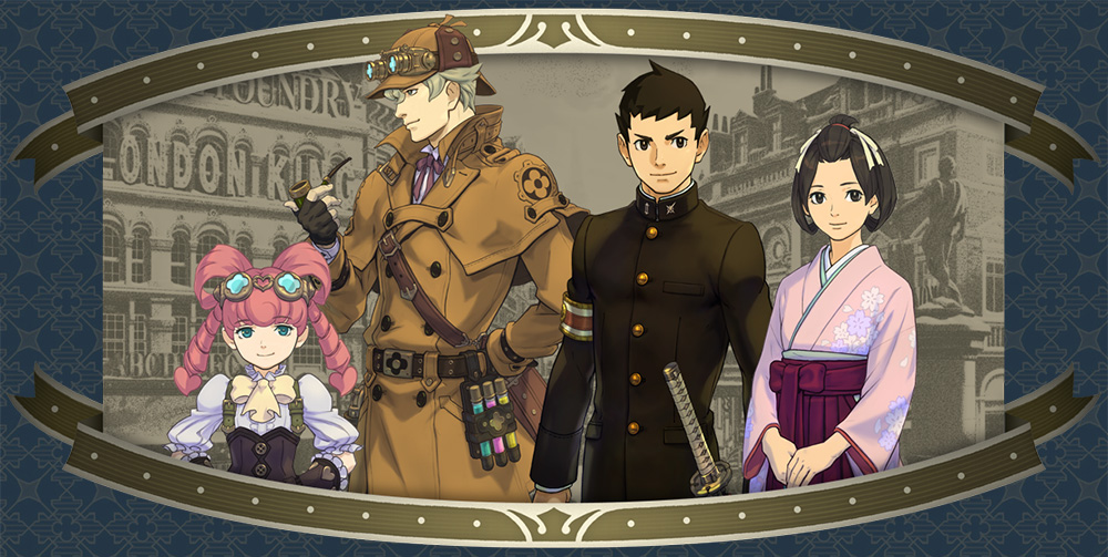 The-Great-Ace-Attorney-Visual