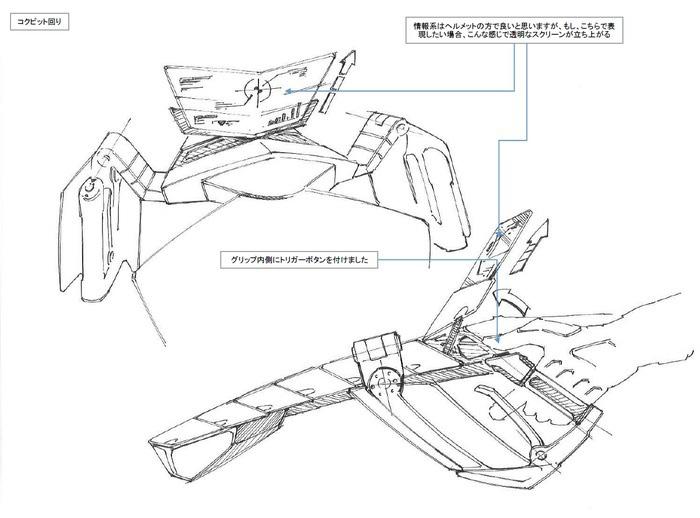 Under-the-Dog-Trike Design HUD