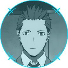 Durarara!!x2-Character-Design-Seiji-Yagiri