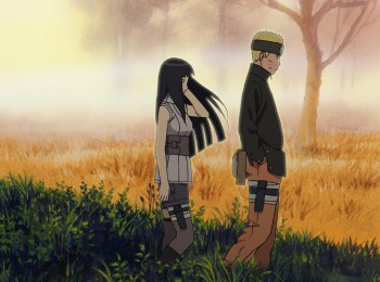 New The Last -Naruto the Movie- Visual Features Naruto & Hinata on a Mission Together