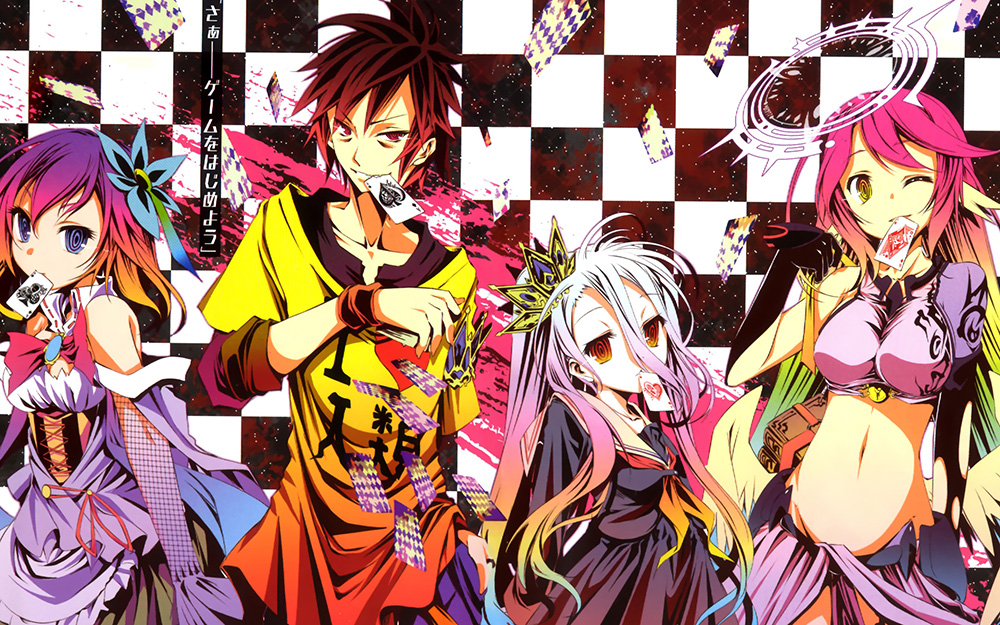 No-Game-No-Life-Light-Novel-Visual