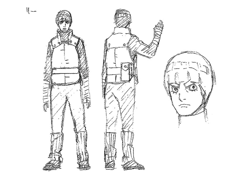 The-Last--Naruto-the-Movie-Character-Design-Rock-Lee